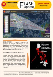 Haiyan Flash Update-1
